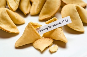 Consider the Source: Wisdom from a Fortune Cookie?