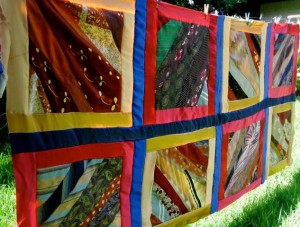 quilt project is like interpreting dreams, if this were a dream, what would it mean?