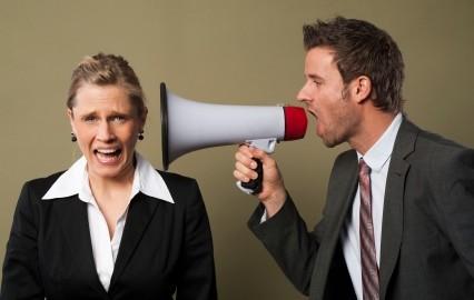 Communication fail by insider lingo