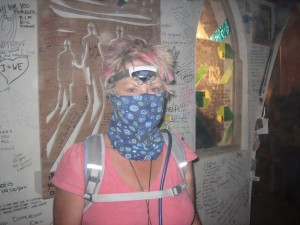 Dust at Burning Man