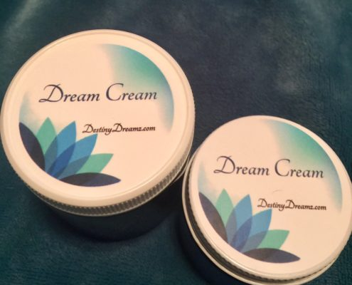 Dream Cream for Deep Sleep