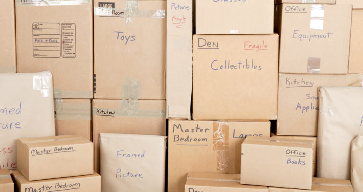Boxes and Blending and Benefits of Change